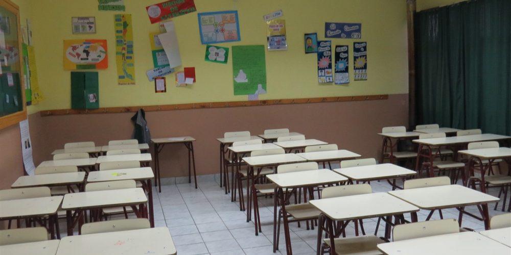 101 salas de clases básica
