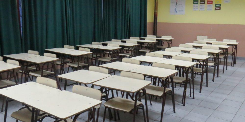 111 salas de clases básica