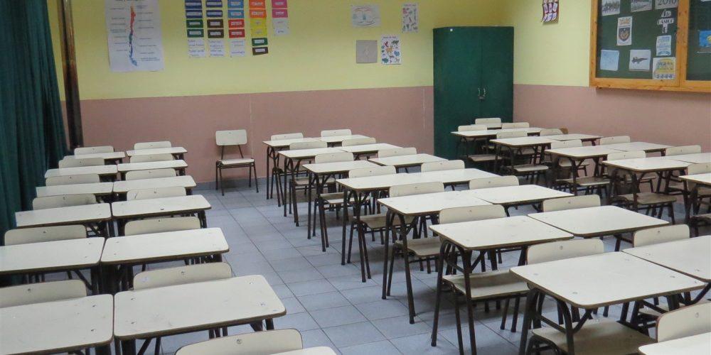 112 salas de clases básica