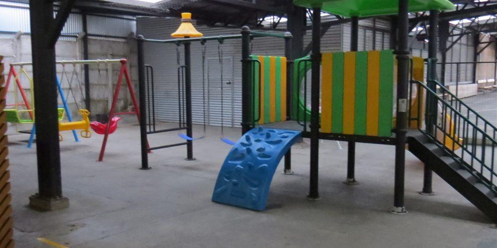 12 patio pre-básica