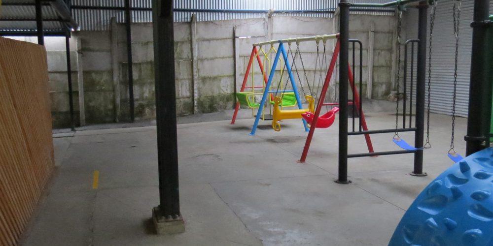 13 patio pre-básica