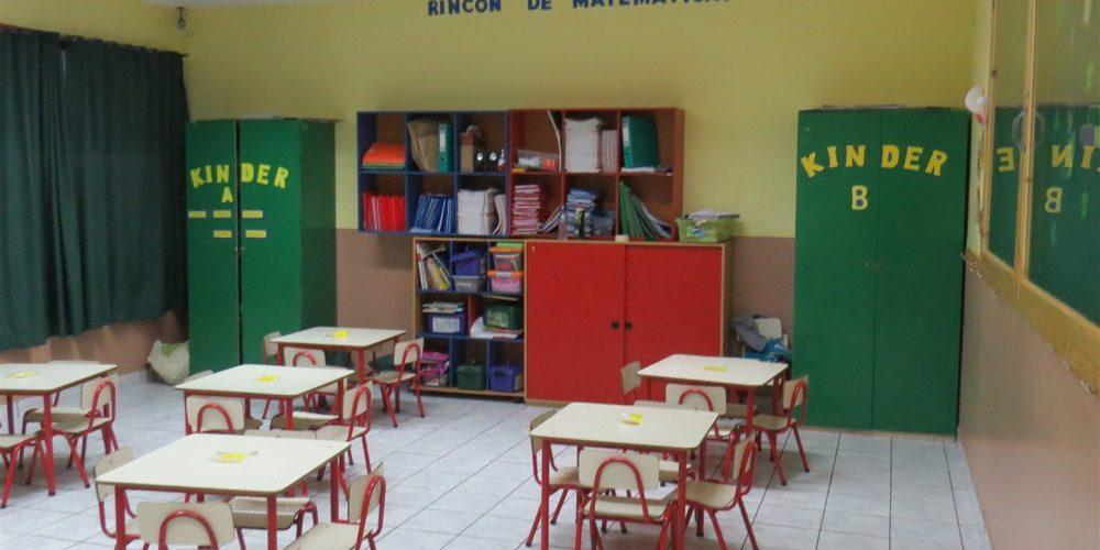 62 aula pre-básica