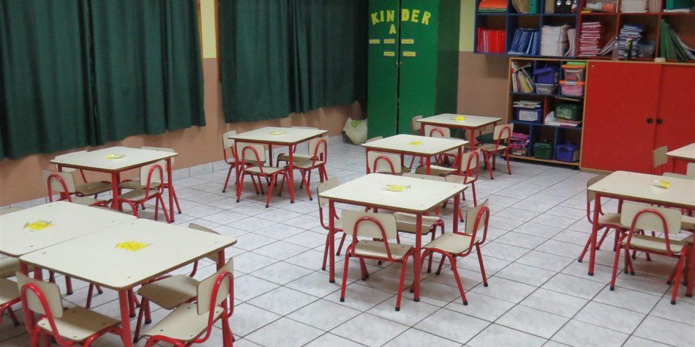 63 aula pre-básica
