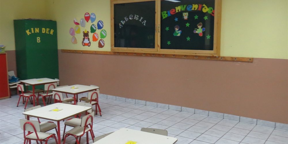 64 aula pre-básica