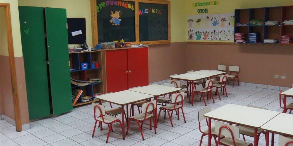 69 aula pre-básica