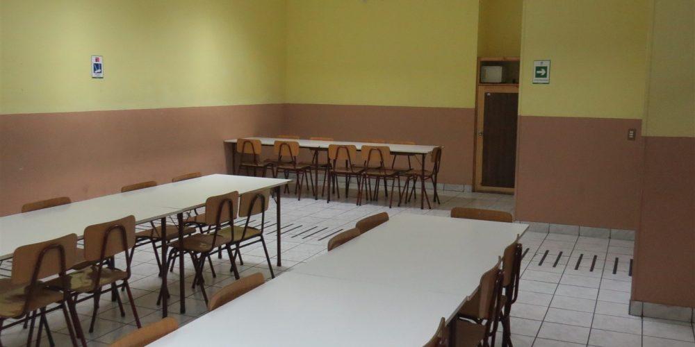 87 comedores alumnos