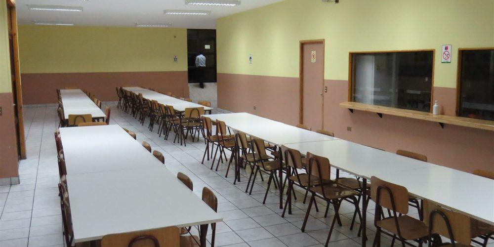 88 comedores alumnos