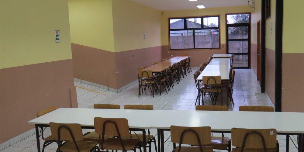 90 comedores alumnos
