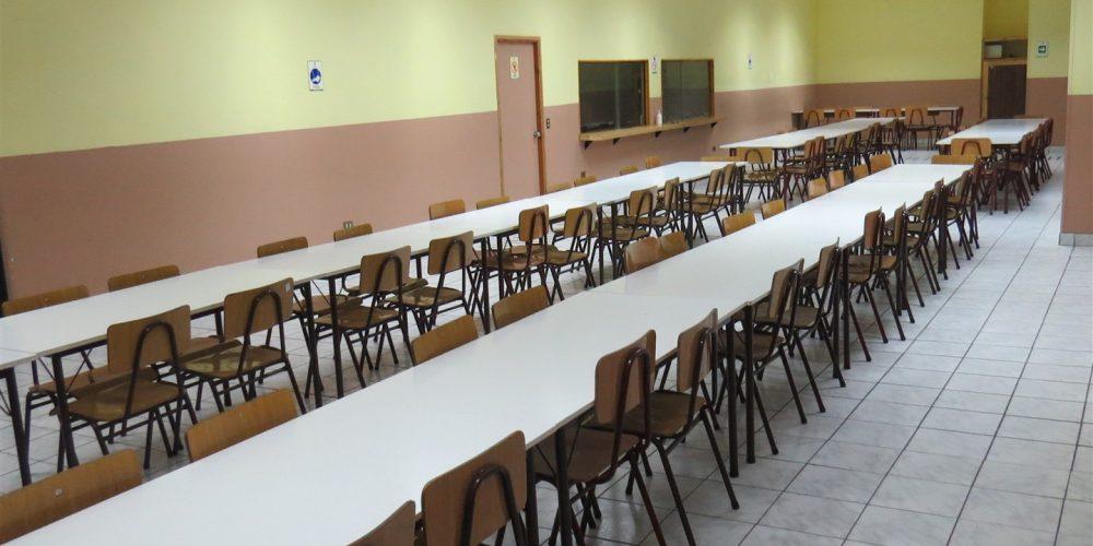 92 comedores alumnos