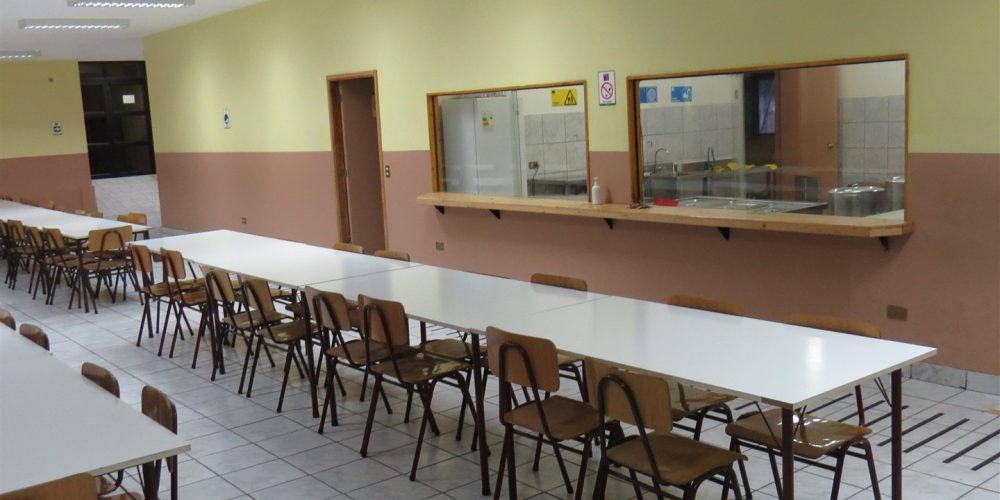 93 comedores alumnos